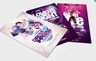 tuto creation flyer illustrator