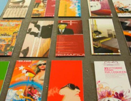 Top 2012 : Cartes de visite !