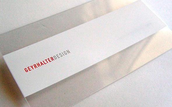 d couvrez notre top 50 des cartes de visite transparentes On carte de visite transparente