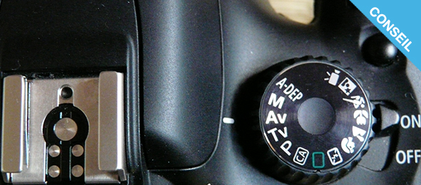 Savoir utiliser les modes de son appareil photo.