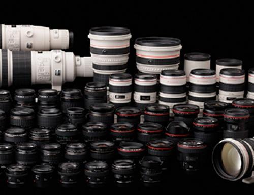 ACCESSOIRES PHOTO : Les Objectifs d'appareil photo.
