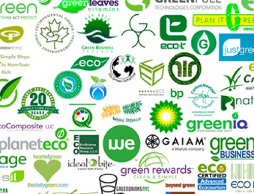 Top 100 : Logos green