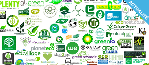 blog marketing : selection logos green