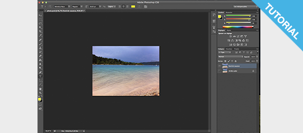 rvb    cmjn   convertir le profil colorimetrique sous photoshop