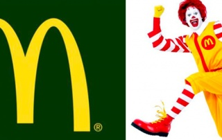 blog marketing : logo mcdo