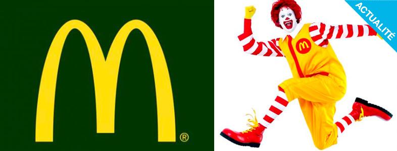 Logo Vert McDo : le génie du marketing