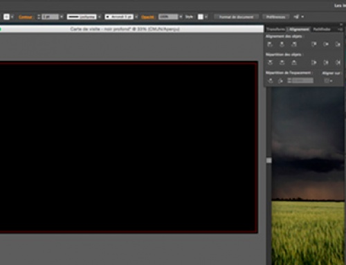 TUTO : Obtenir un noir intense sous Photoshop / Illustrator !