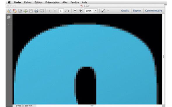 La vectorisation sous Illustrator