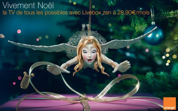 inspiration affiches publicitaires de noël