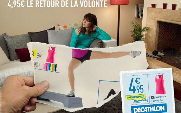 Image result for les meilleurs affiches publicitaires francaises