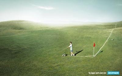 inspiration affiches publicitaires