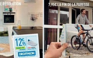 top 40 affiches publicitaires décathlon