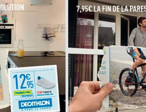 Top 40 des meilleures affiches publicitaires Décathlon pour tenir vos nouvelles résolutions !