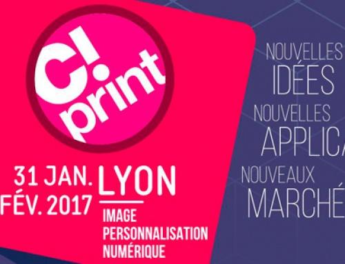 Salon Cprint 2017 : La personnalisation au coeur de l'impression!