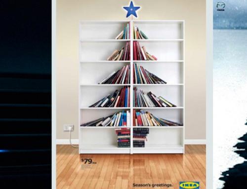 Top 100 des meilleures affiches pub de Noël à s'inspirer – PARTIE 2