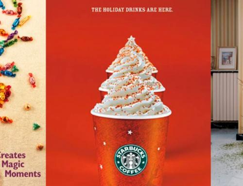 Top 50 des meilleures affiches publicitaires de Noël à s'inspirer – PARTIE 1