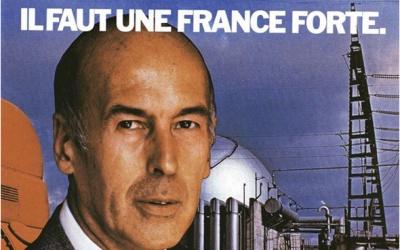 analyse des affiches présidentielles de 1981