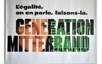 inspiration affiches présidentielles de la Ve république