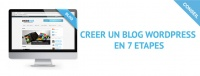 creer un blog wordpress en 7 étapes