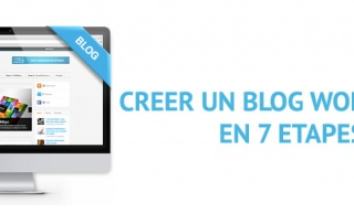 creer un blog wordpress en 7 étapes