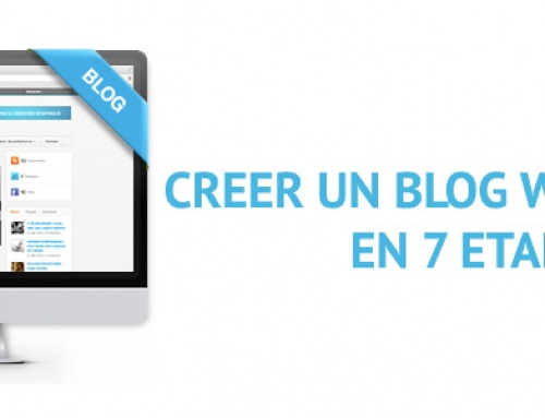 SITE : Comment creer un blog en 7 étapes !