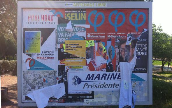 panneaux libre - panneau d'affichage