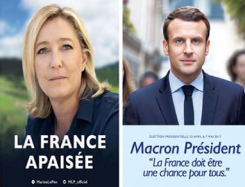 L'analyse de chaque affiche présidentielle des candidats à l'élection présidentielle 2017 !