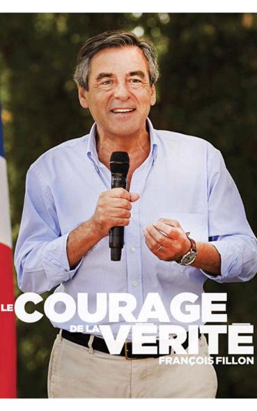 L' affiche présidentielle de François Fillon