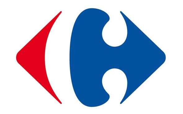 décryptage de logos de grandes marques - Carrefour