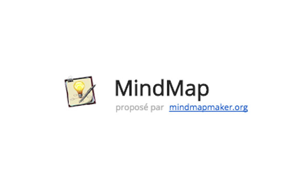 Logiciels de mind mapping - Mindmap
