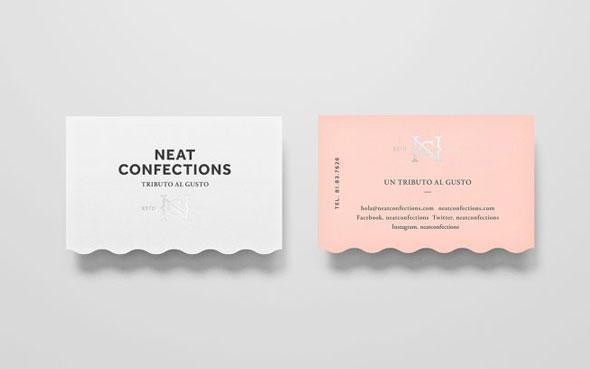 inspiration cartes de visite créatives