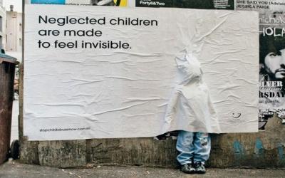 Inspiration affiches publicitaires chocs