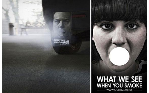 Inspiration - Affiches publicitaires engagées et sociales