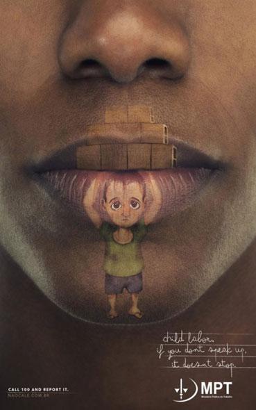 Top 60 - Inspiration affiches publicitaires choc