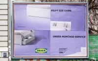 Inspiration affiches publicitaires - Ikea