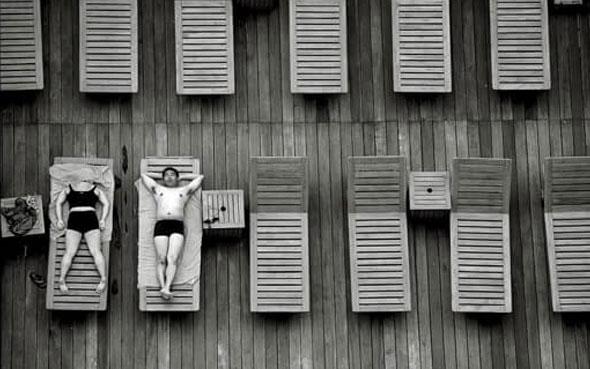Simon-Kolton - Lauréat n°1 du concours photo La Piscine
