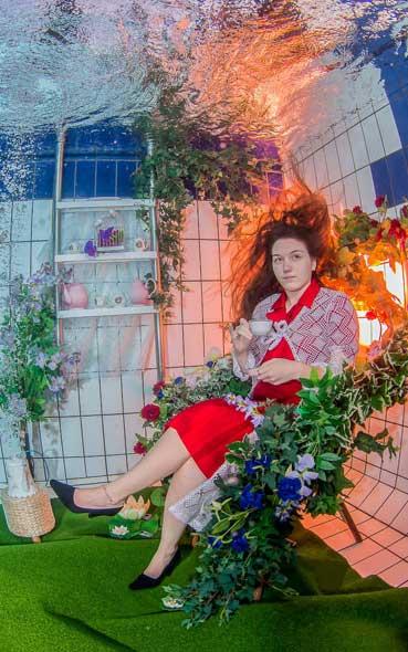 Dominique-Renard - Lauréat n°3 du concours photo La Piscine