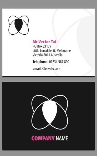Tuto Indesign - tutos pour créer votre carte de visite professionnelle