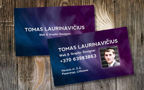 Tuto Photoshop - tutos pour créer votre carte de visite professionnelle