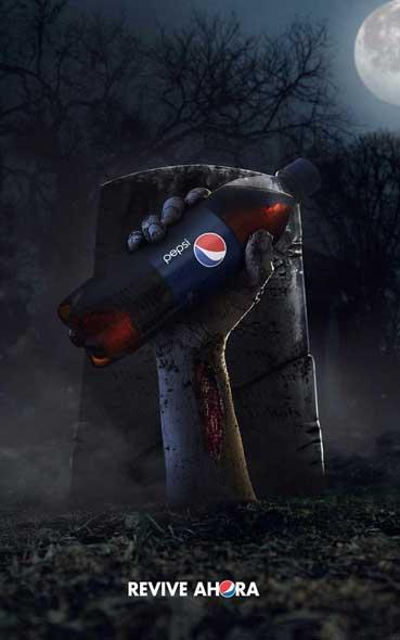 Top 50 : Les meilleures affiches publicitaires pour Halloween