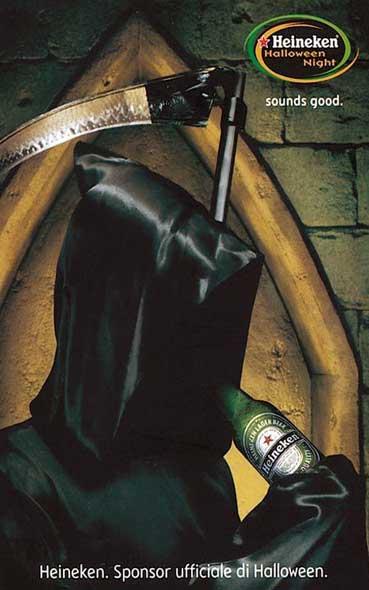Les 50 meilleures affiches publicitaires d' Halloween