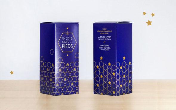 les meilleurs packaging de noël