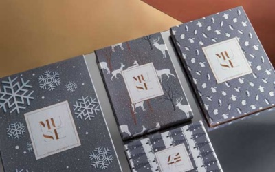 Top 100 packaging de noël à s'inspirer