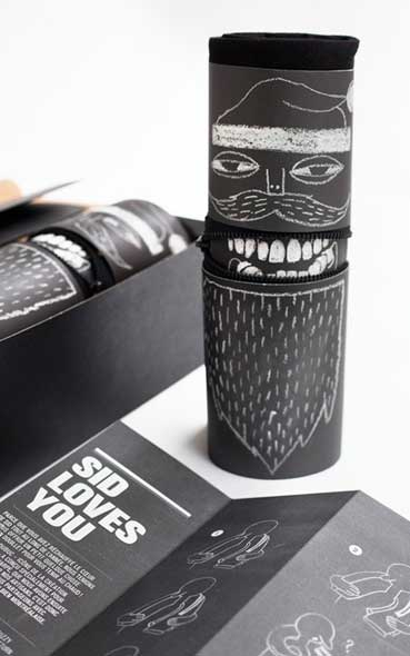 Packagings design de magasin à s'inspirer