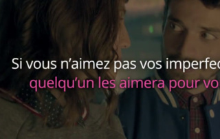 Les meilleures pub meetic - # Love your imperfections