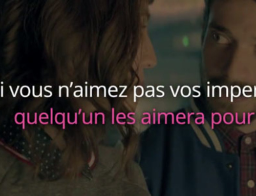 INSPIRATION : Les meilleures pub meetic – # Love your imperfections