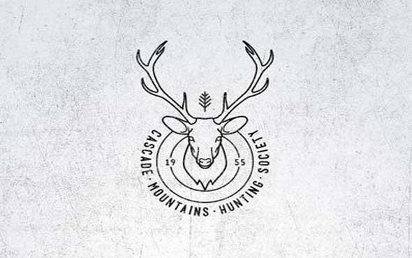 inspiration logo créatif d'animaux
