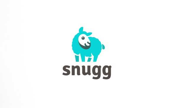 top100 logos créatifs d'animaux