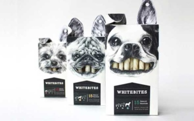 Packaging original de produits