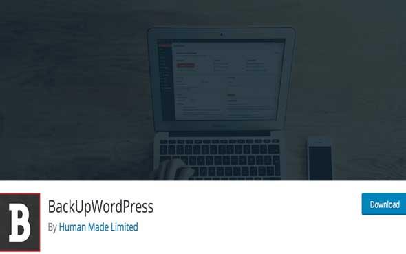 5 étapes pour sauvegarder son blog d'entreprise - Plugin WordPress gratuit pour sauvegarder son blog - Backupwordpress